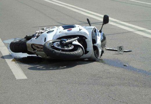 Most történik! Torlódás a Dózsa György utcában motoros baleset miatt