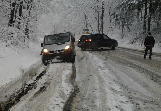 Útinfó: figyelmeztették az autósokat