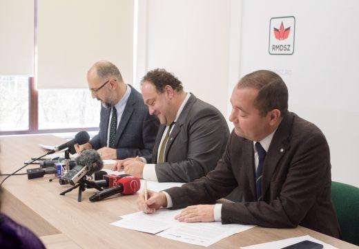 Itt az erdélyi magyar pártok közös állásfoglalása az autonómia-elképzelések összehangolásáról!