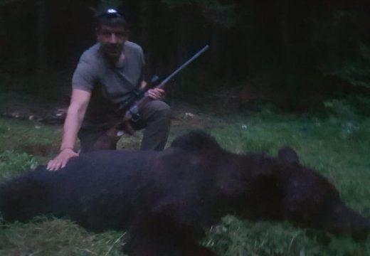 Kilőtték a gyermekvédelmi központba betörő medvét