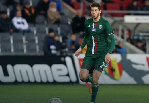 Georgiai válogatott védővel erősített a Ferencváros
