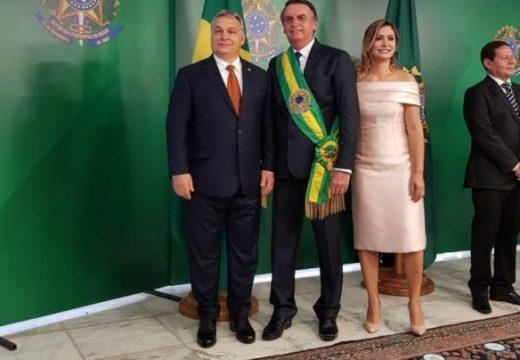 Véletlenül amerikai külügyminiszternek nézték Orbán Viktort