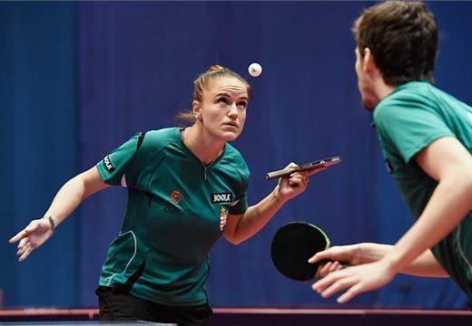 Asztalitenisz World Tour – Elődöntős, így már biztosan érmes a Szudi, Pergel páros