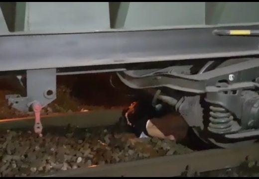 Gyilkosság Gyergyóban, vonat elé lökött hullával