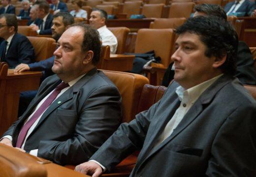 Székelyföldi autonómia: nem az RMDSZ-MPP-féle tervezetet terjesztették elő