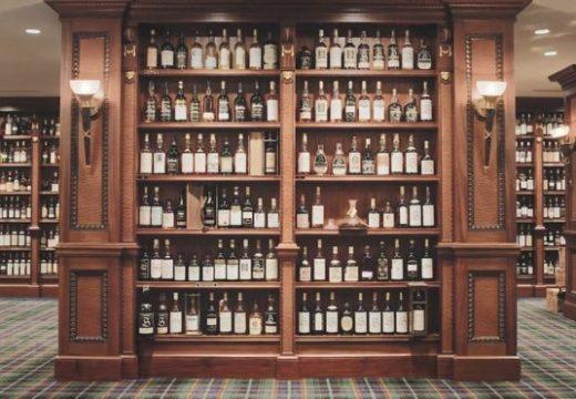 Elárverezik a világ legnagyobb skótwhisky-gyűjteményét
