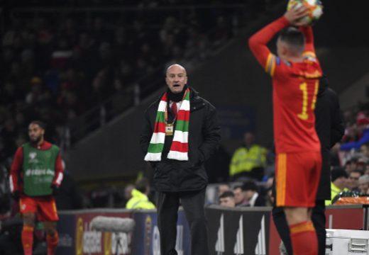 Eb-pótselejtező: Rossi örül, hogy az újrakezdés nem Bulgária ellen lesz