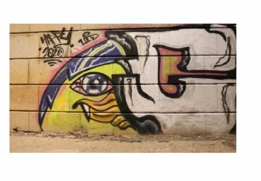 Egy furcsa szokású férfi festette össze az Erzsébet-hidat