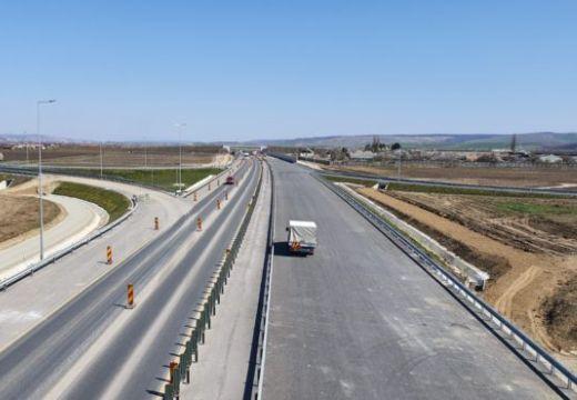 Észak-erdélyi autópálya:  csaknem kész az újabb szakasz + videó