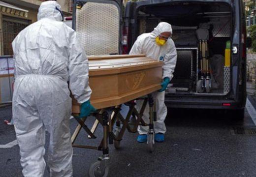 Koronavírus. Több mint 200 fertőzött halt meg egy nap alatt