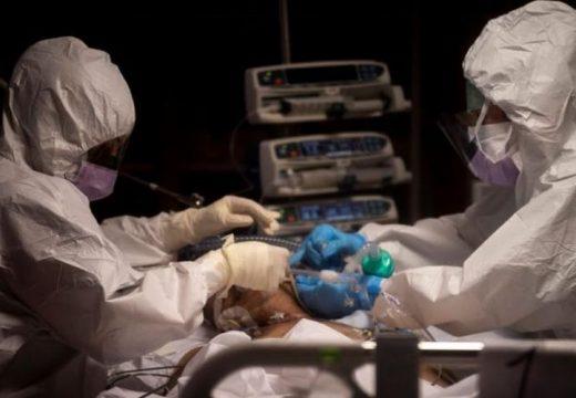 Koronavírus. Soha nem volt annyi halott a kór miatt egy nap alatt, mint az elmúlt 24 órában
