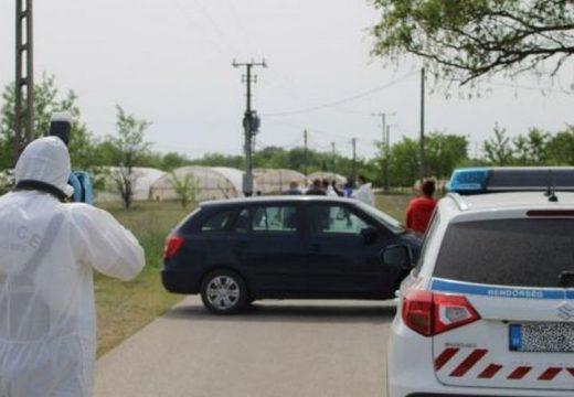 Letartóztatták a Balástyán ismerőse halálát okozó román férfit
