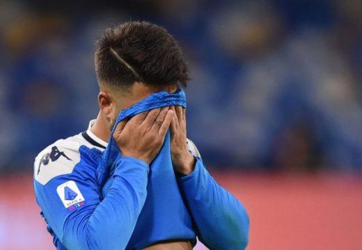 Négy hónapja nem kapnak fizetést olasz élvonalbeli csapatok játékosai