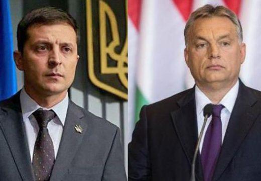 Zelenszkij kész találkozni Orbán Viktorral és rendezni a két ország közti vitás kérdéseket