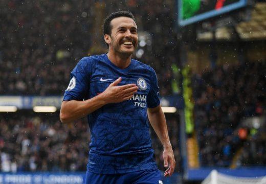 Pedro a Chelsea-ből az AS Romához megy