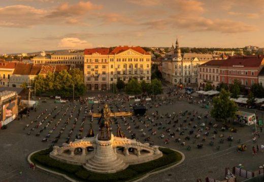 Clujul este și al maghiarilor
