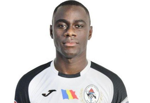 Idrisa Sambu a Medgyesi Gaz Metan új játékosa