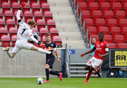 Nézőkkel indít a Lipcse a Bundesligában
