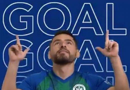 Micsoda befejezés, micsoda gól! – videó