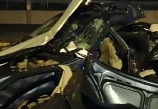 Autóval ütközött a bécsi nemzetközi gyors
