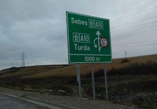 Tordáról Szászsebesre: átadják az autópályát