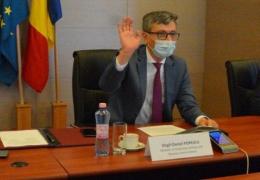 Koronavírusos a gazdasági miniszter és a Szeben megyei prefektus