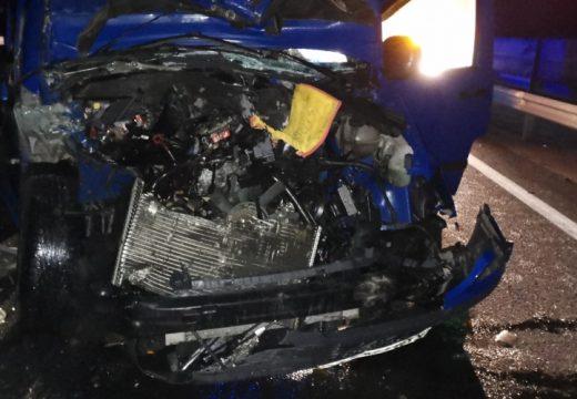Hárman megsérültek az M3-ason történt balesetben