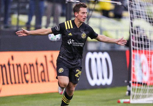 MLS: Németh Krisztiánra nem számít jövőre a Columbus