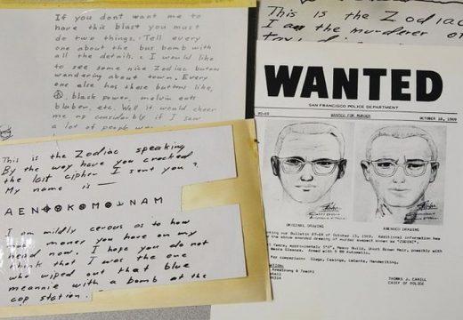 Több mint 50 év után megfejtették a zodiákus gyilkos rejtjeles üzenetét