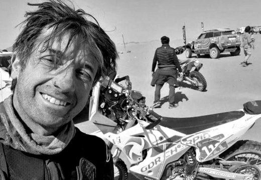 Halálos baleset a Dakar-ralin