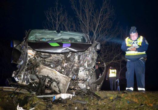 A sofőr a helyszínen meghalt