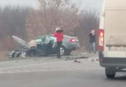 Halálos baleset történt Pécsen