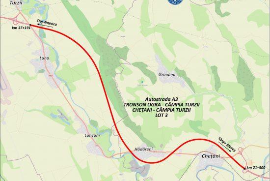 Észak-erdélyi autópálya: meghirdették a tendert