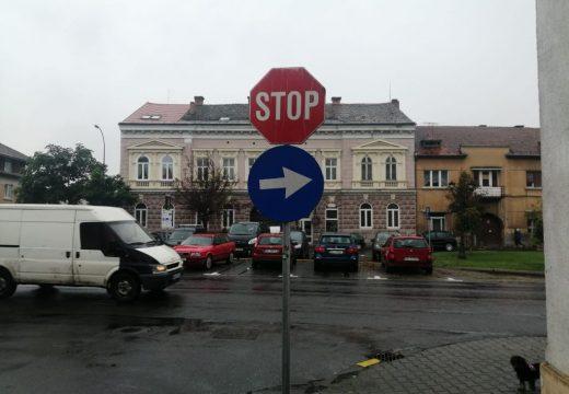 Forgalmirend-változás Marosvásárhelyen!