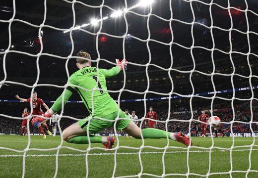 A magyar csapat a 6-3 óta először nem kapott ki Angliában