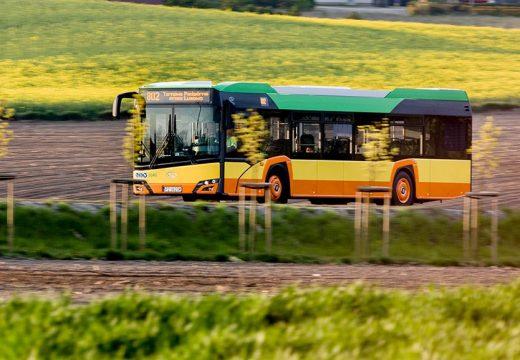 Marosvásárhelyen tesztelik a hidrogénmeghajtású Solaris-autóbuszt